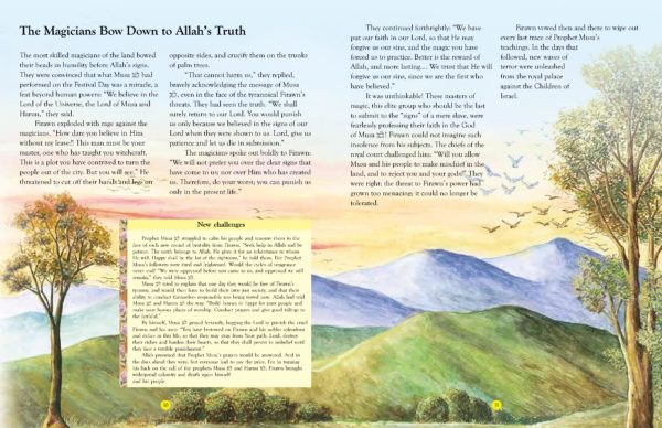 Tell Me About the prophet Musa (HB)Good Word Books-page- (5)