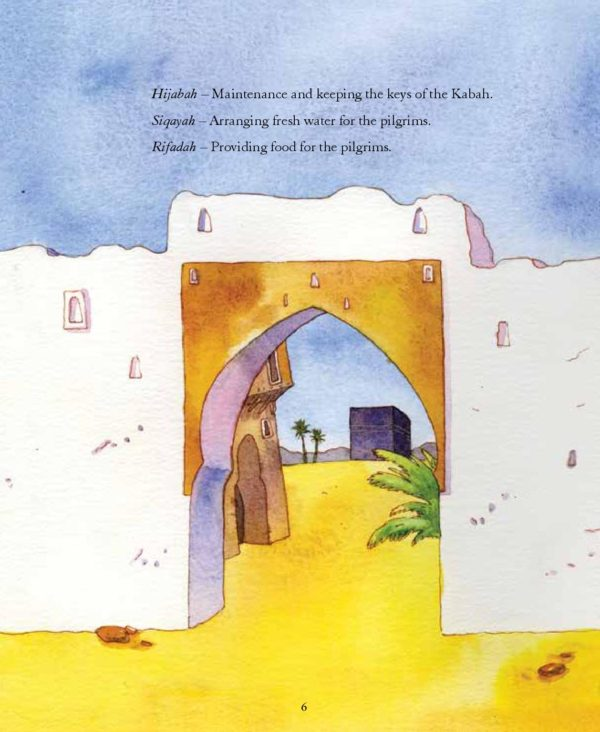 The Prophet Muhammad Storybook-1Good Word Books-page- (1)