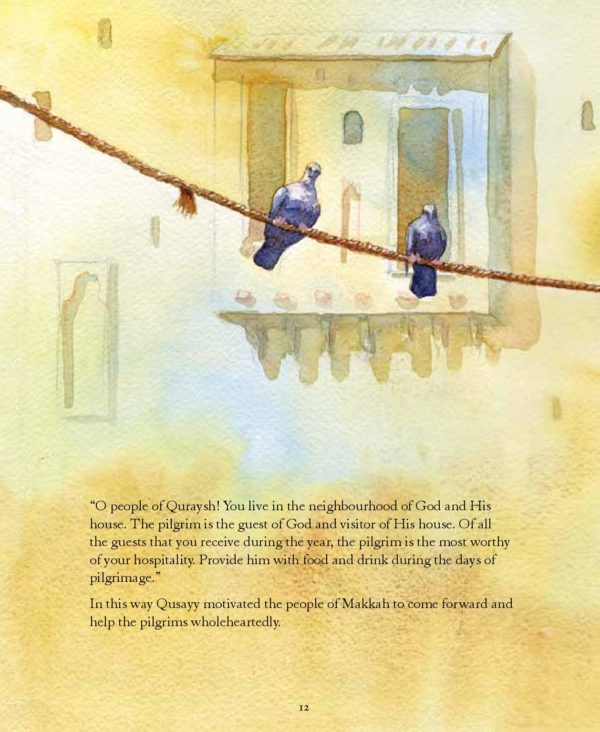 The Prophet Muhammad Storybook-1Good Word Books-page- (2)