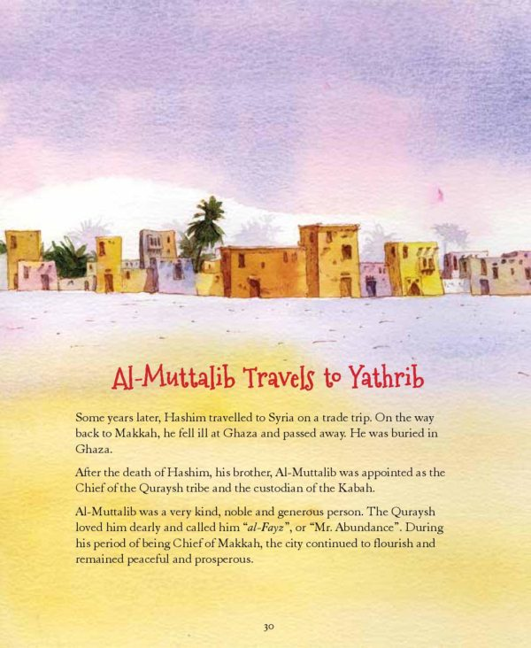 The Prophet Muhammad Storybook-1Good Word Books-page- (4)
