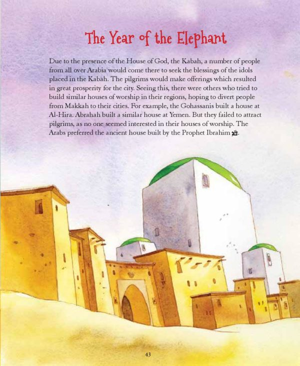 The Prophet Muhammad Storybook-1Good Word Books-page- (6)