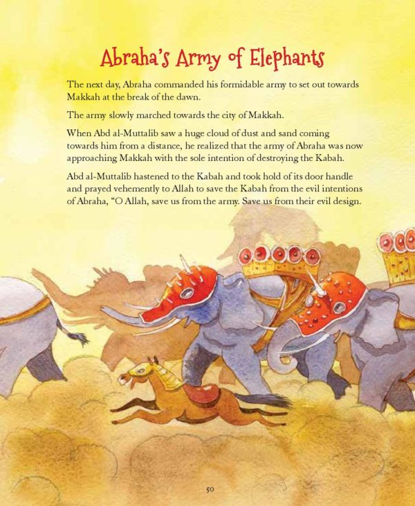 The Prophet Muhammad Storybook-1Good Word Books-page- (7)