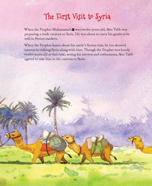 The Prophet Muhammad Storybook-1Good Word Books-page- (8)