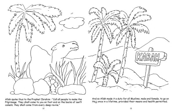 The Iron Wall(Colouring Book)-Good Word Books-page- (3)