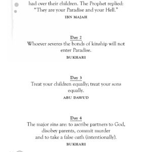 Daily HadithSayings of Prophet Muhammad-Good Word Books-page- (1)