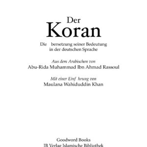 Der Koran-Good Word Books-page- (1)