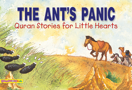 The Ant's Panic(HB)-good Word Books