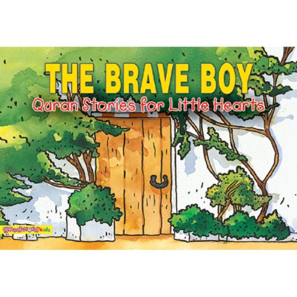 The Brave Boy (PB)-Good Word Books