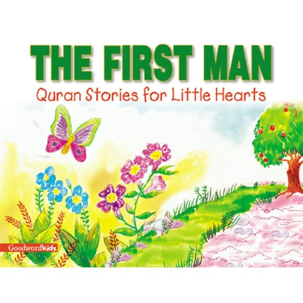 The First Man (HB)Good Word Books