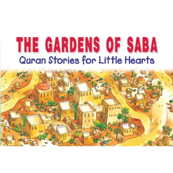 The Gardens of Saba(PB)-Good Word Books
