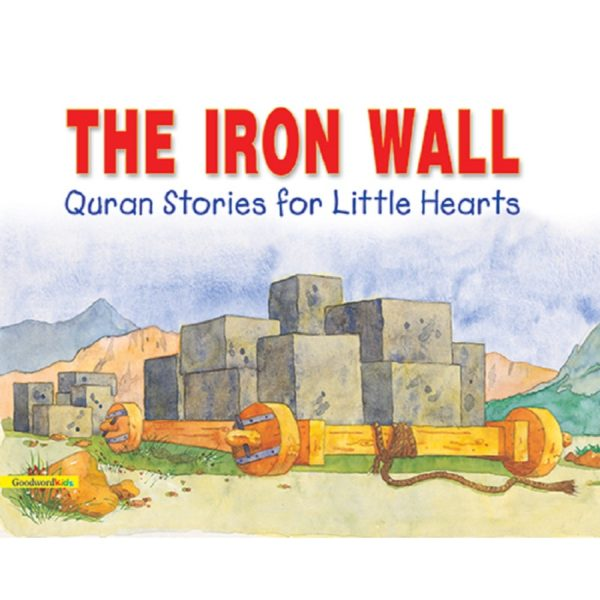 The Iron Wall (PB)-Good Word Books