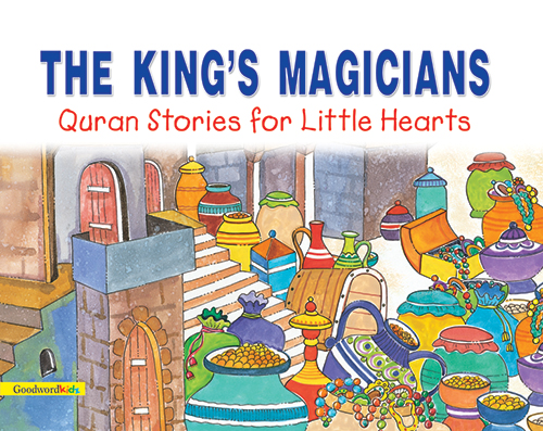 The King's Magicians(PB)-Good Word Books