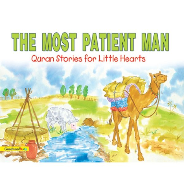 The Most Patient Man(HB)-Good Word Books