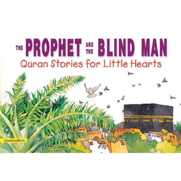 The Prophet and the Blind Man(PB)-Good Word Books