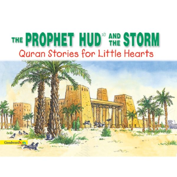 The Prophet Hud and the Storm(PB)-Good Word Books