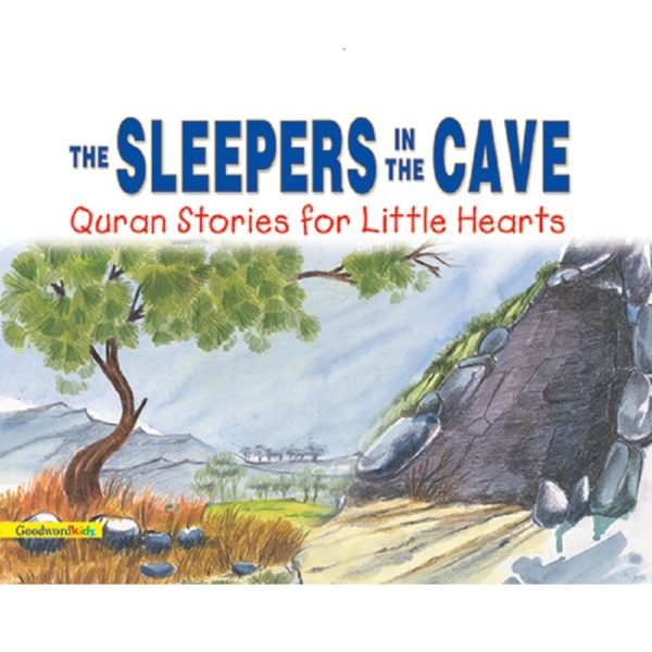 The Sleepers in the Cave(PB)-Good Word Books