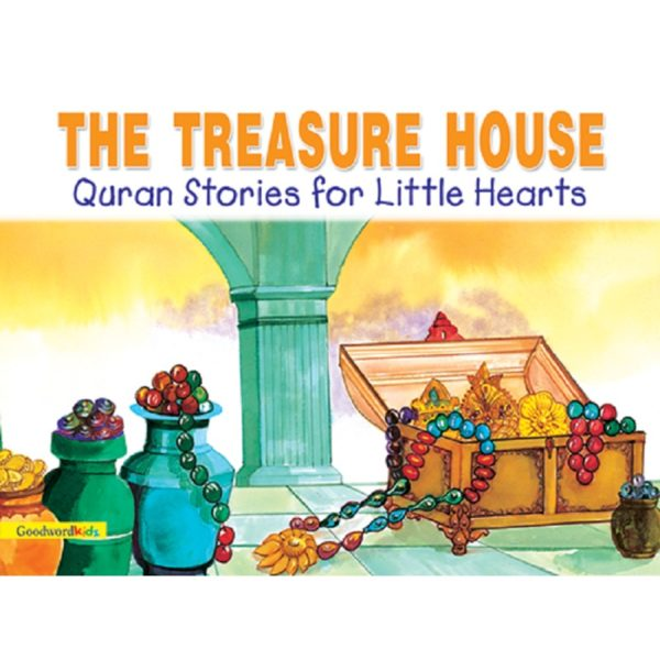 The Treasure House(PB)-Good Word Books