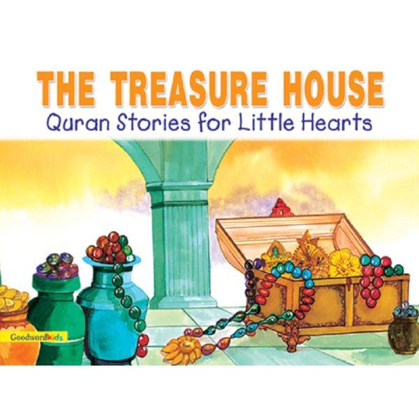 The Treasure House(HB)-Good Word Books