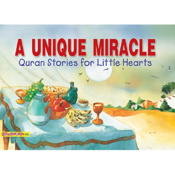 The Unique Miracle(PB)-Good Word Books
