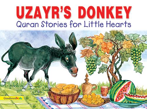 The Uzayr's Donkey(PB)-Good Word Books
