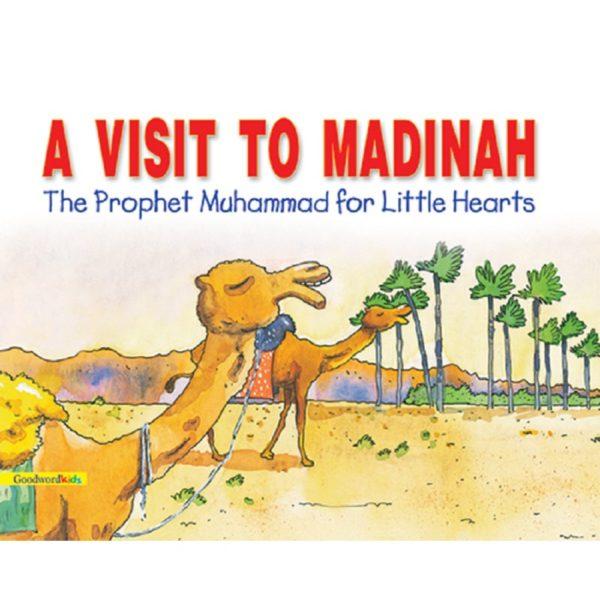 A Visit to Madinab(PB)-Good Word Books