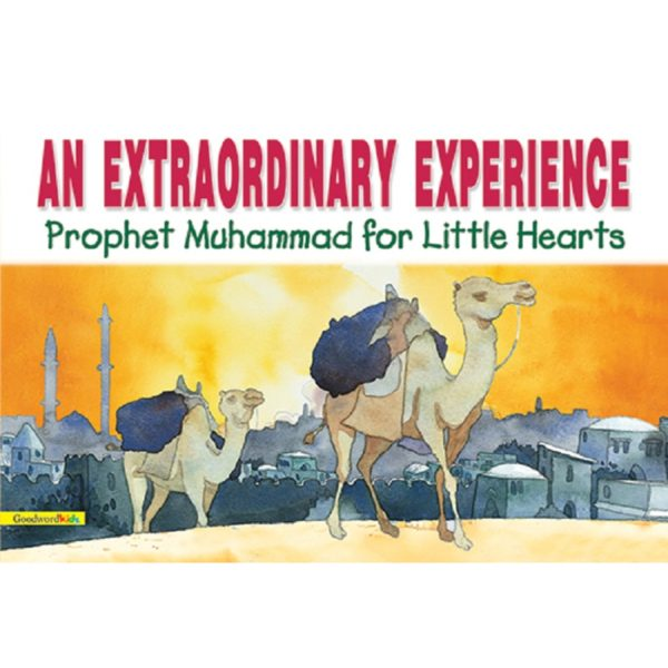 An Extraordinary Experience(PB)-Good Word Books