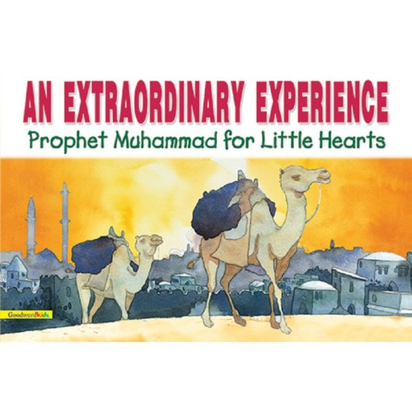 An Extraordinary Experience(HB)-Good Word Books