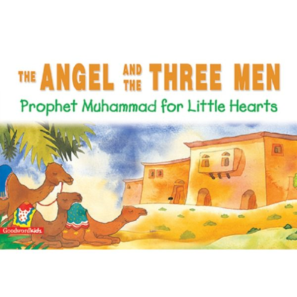 The Angel and the Three Men(HB)-Good Word Books