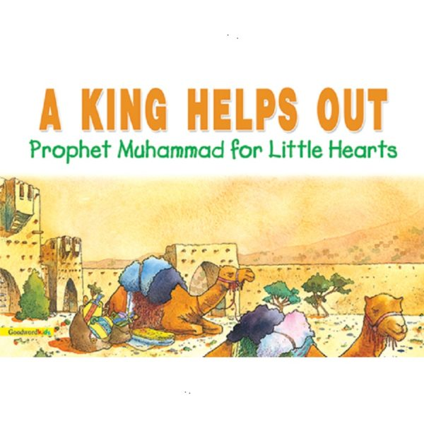 The King Helps Out (PB)-Good Word Books