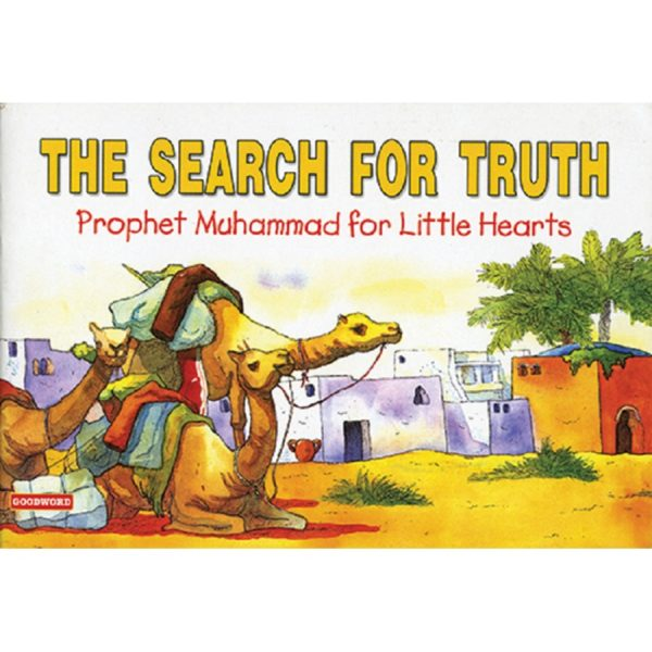 The Search for Truth(PB)-Good Word Books