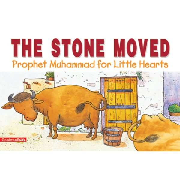The Stone Moved(PB)-Good Word Books