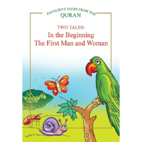 In the Beginning,First Man and Women(HB)-Good Word Books