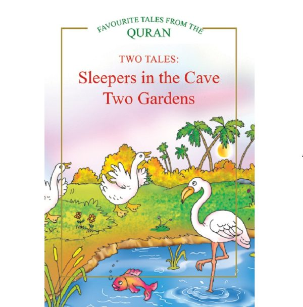 Sleepers in the Cave,Two Gardens (HB)-Good Word Books
