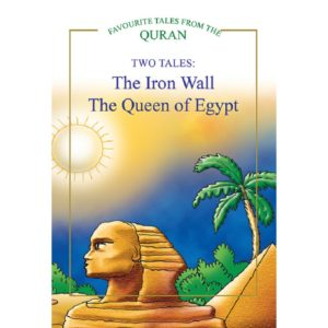 The Iron Wall,The queen of Egypt(HB)-Good Word Books