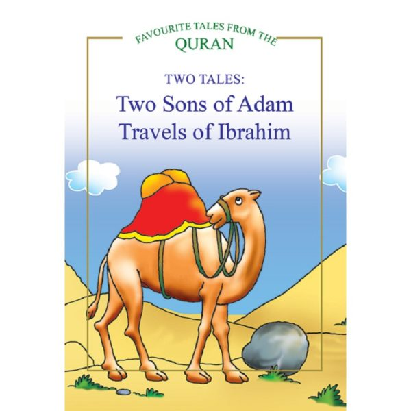 Two Sons of Adam, Travels of Ibrahim(HB)-Good Word Books