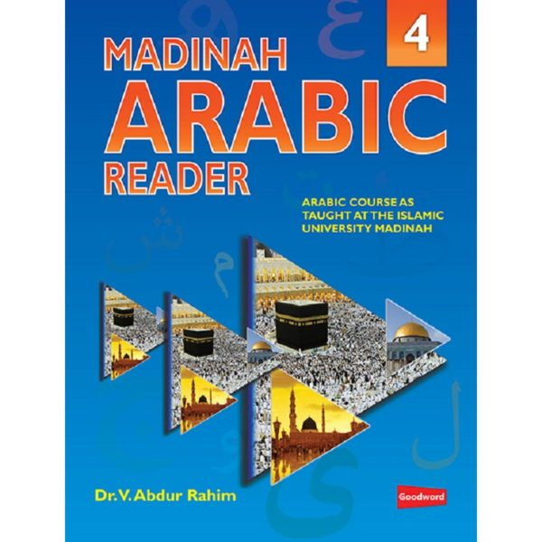 Madinah Arabic Reader Book 4-Good Word Books