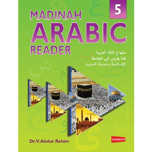 Madinah Arabic Reader Book 5-Good Word Books