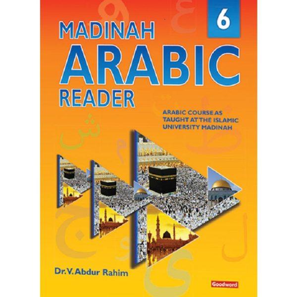 Madinah Arabic Reader Book 6-Good Word Books