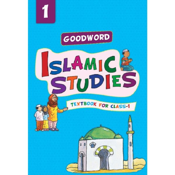 Goodword Isalamic Studies Grade1(Art Paper)-Good Word Books
