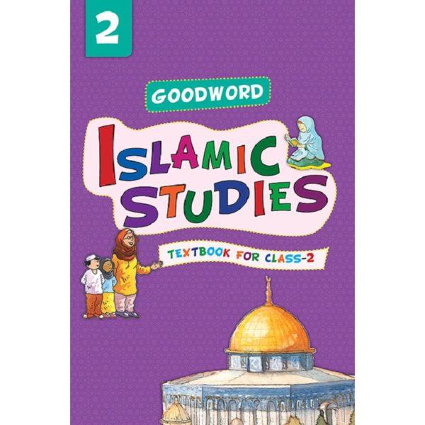 Goodword Isalamic Studies Grade2(Art Paper)-Good Word Books