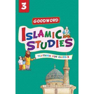 Goodword Isalamic Studies Grade3(Art Paper)-Good Word Books
