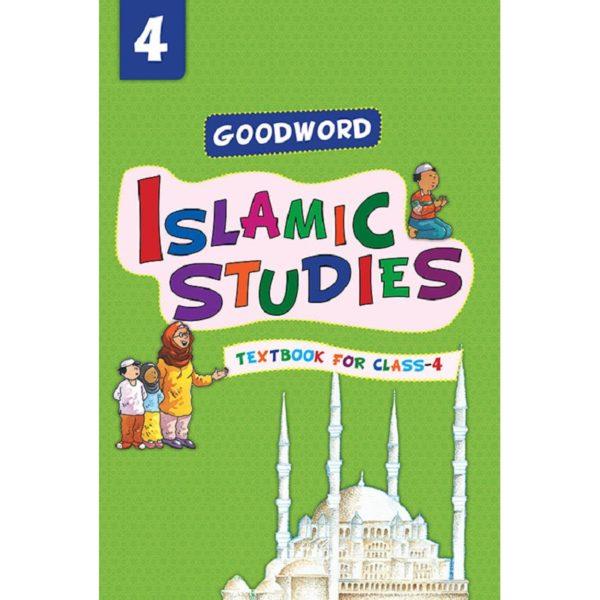 Goodword Isalamic Studies Grade4(Art Paper)-Good Word Books
