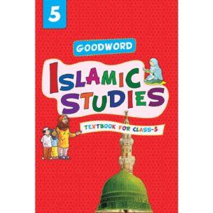 Goodword Isalamic Studies Grade5(Art Paper)-Good Word Books