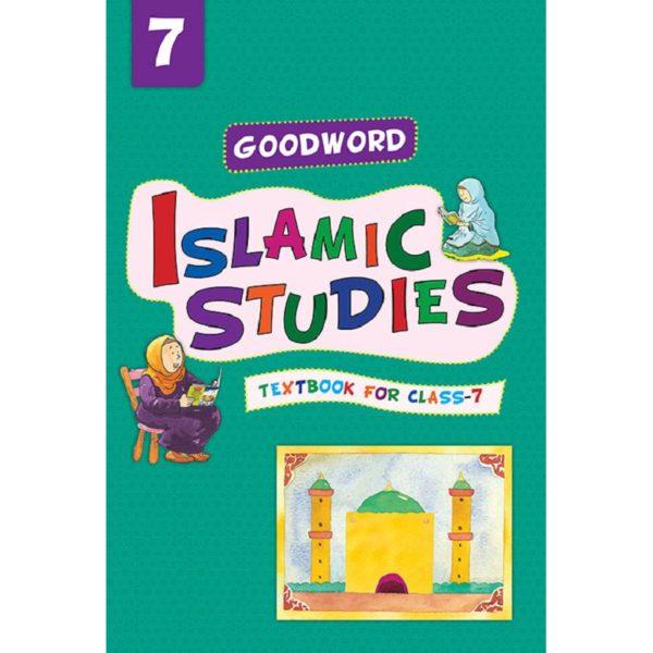 Goodword Isalamic Studies Grade7(Art Paper)-Good Word Books