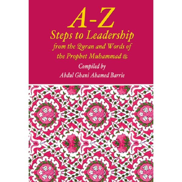 A-Z Steps to Leadership-Good Word Books