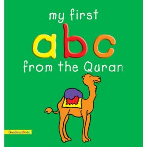 My First ABC from the Quran(HB)-Good Word Books