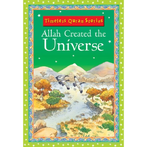 Allah Created the Universe-Good Word Books