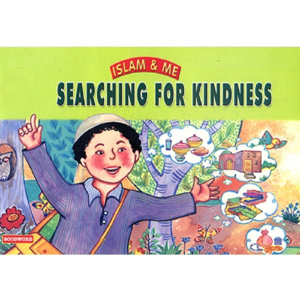 Search for Kindness(PB)-Good Word Books