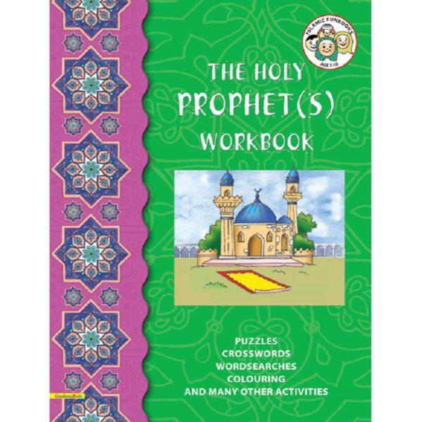 My Holy Prophet(s)Workbook-Good Word Books