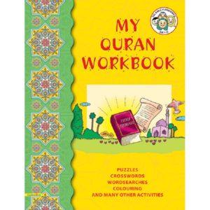 My Holy Qur'an Workbook-Good Word Books
